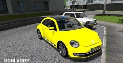 Volkswagen Beetle 2011 [1.5.4]